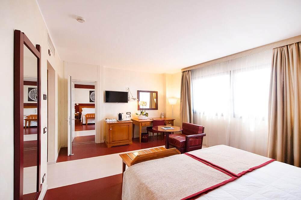 Camere art hotel navigli milano sito ufficiale for Habitaciones comunicadas